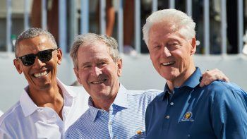 EE.UU.: Obama, Bush y Clinton se vacunarán ante las cámaras para dar