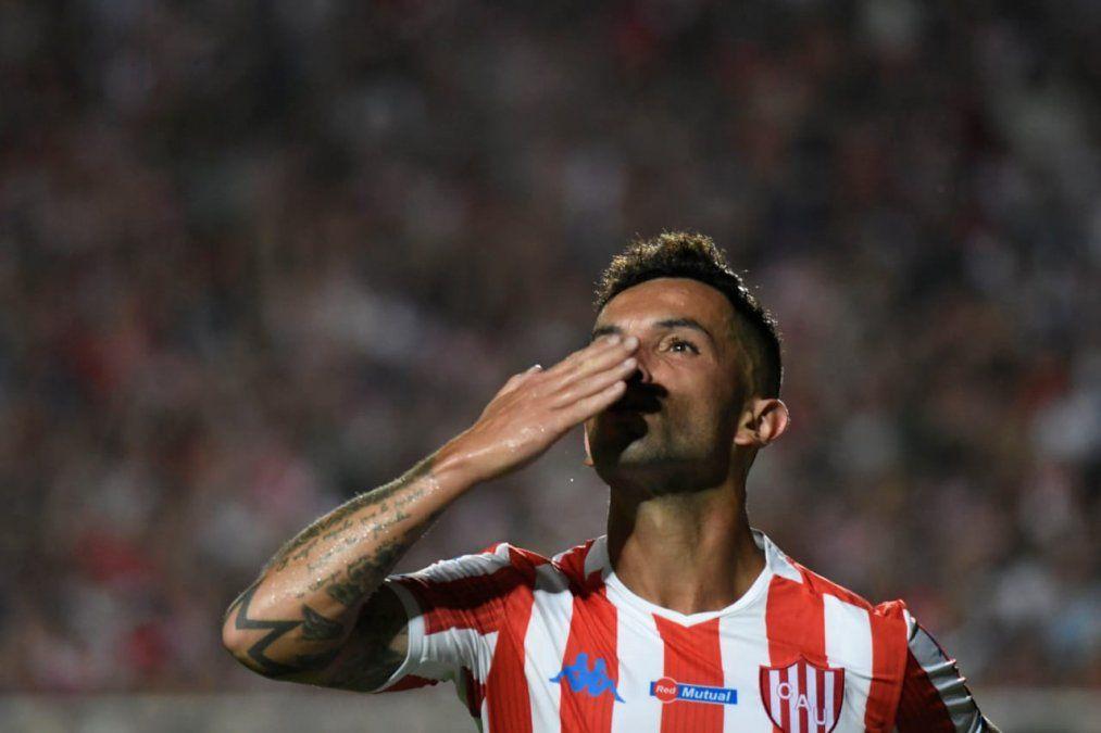 Copa Sudamericana: los tres goles de Unión en el triunfo sobre Atlético Mineiro