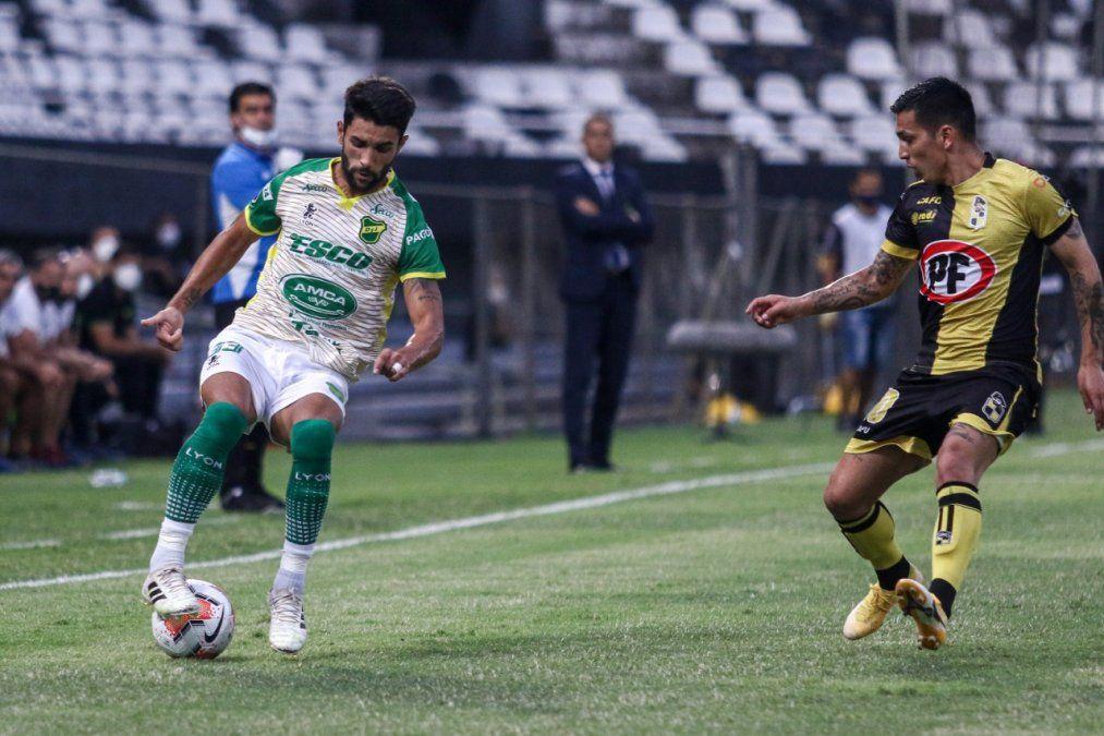El Halcón definirá en Varela la posibilidad de acceder a la final de la Copa Sudamericana.