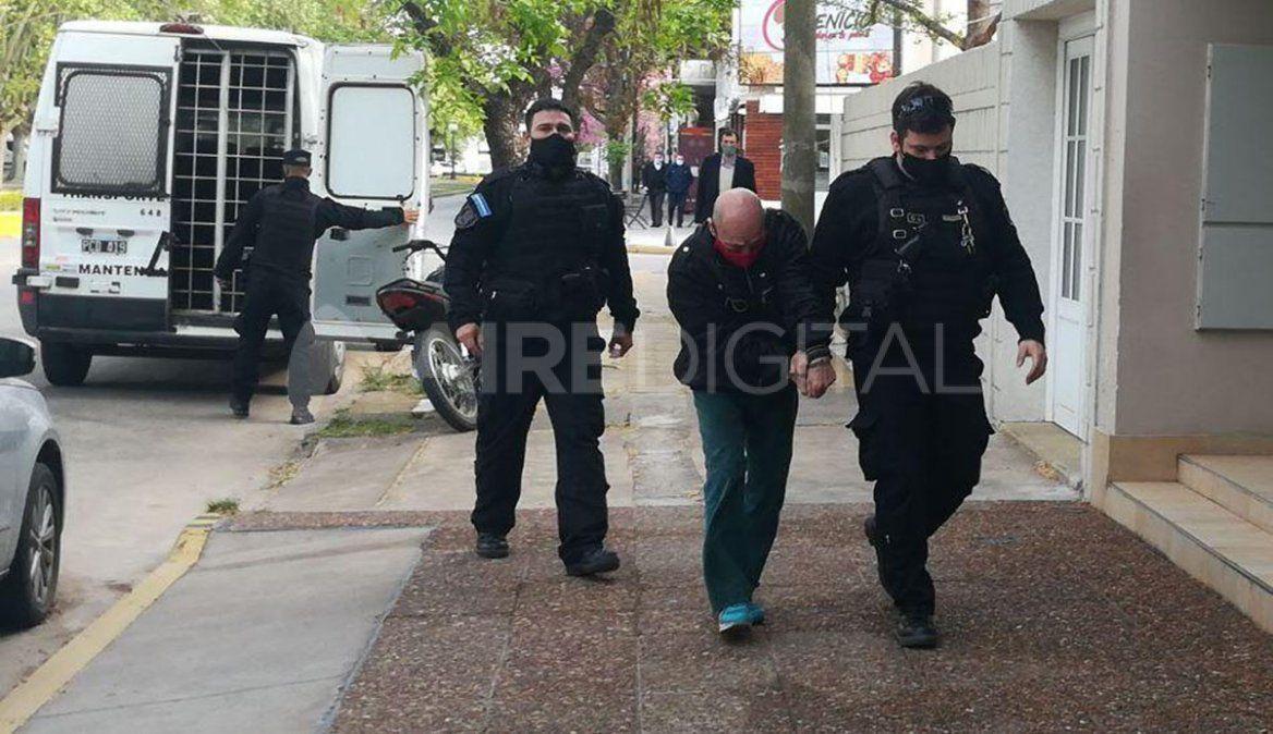 Carlos Segundo Marquardt fue condenado a 14 años y ocho meses de prisión.