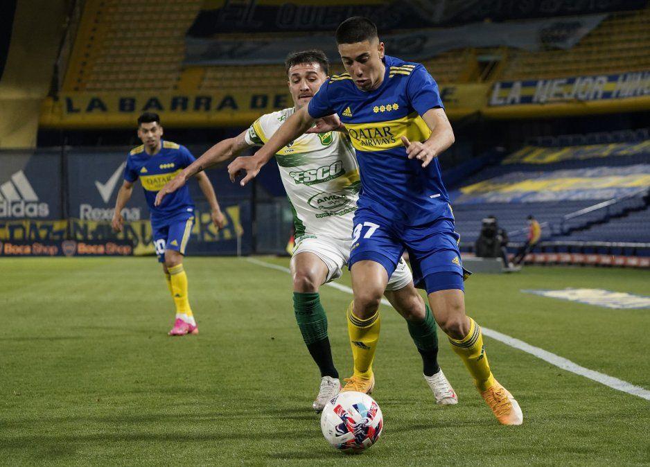 Boca y Defensa y Justicia igualaron sin goles por la fecha 11 del Torneo de la Liga Profesional.