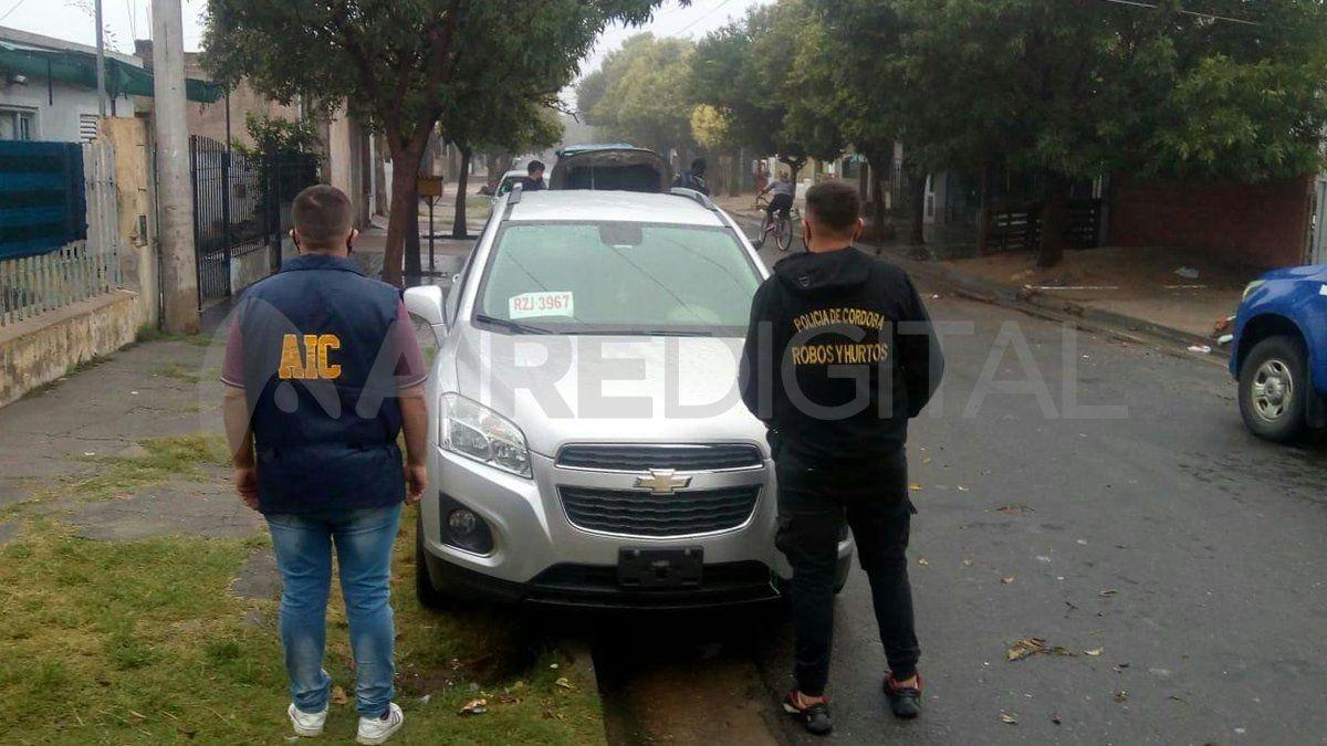 Por el caso se desarrollaron 12 allanamientos que tuvieron como resultado el secuestro de vehículos