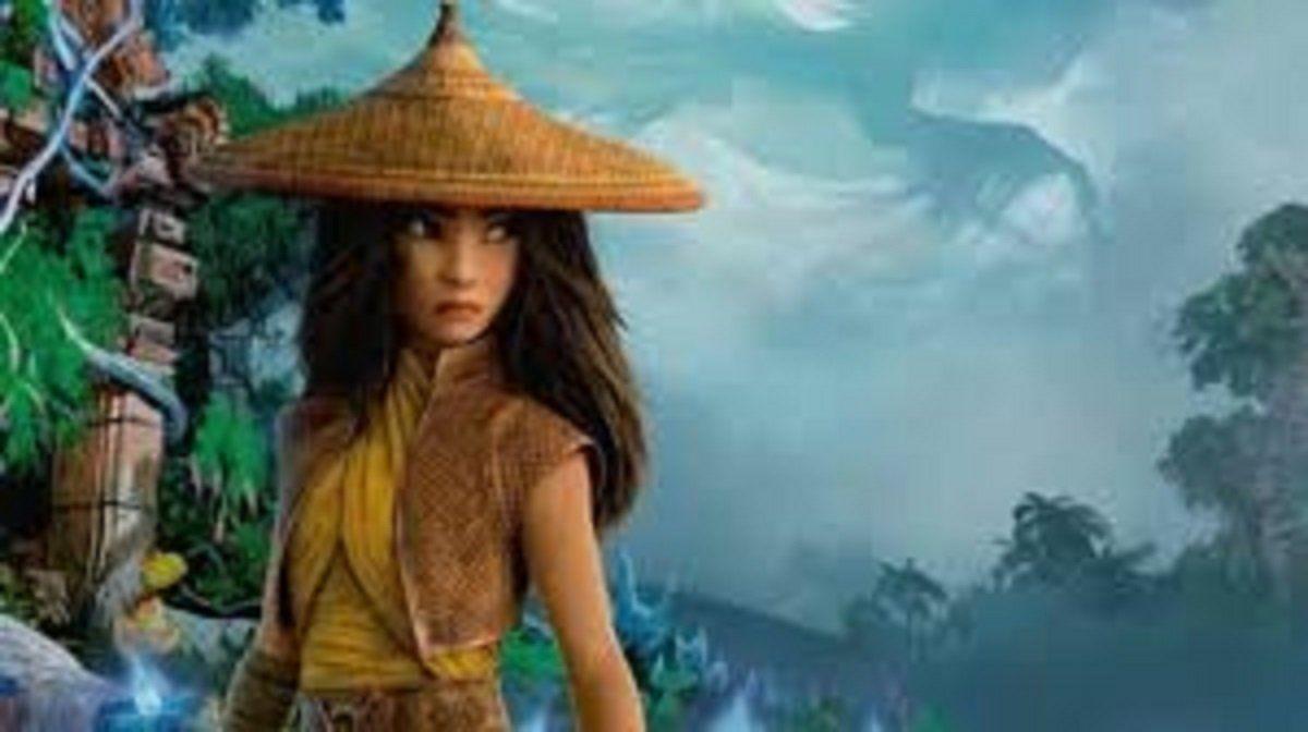 Disney +: de qué trata Raya y el Último Dragón