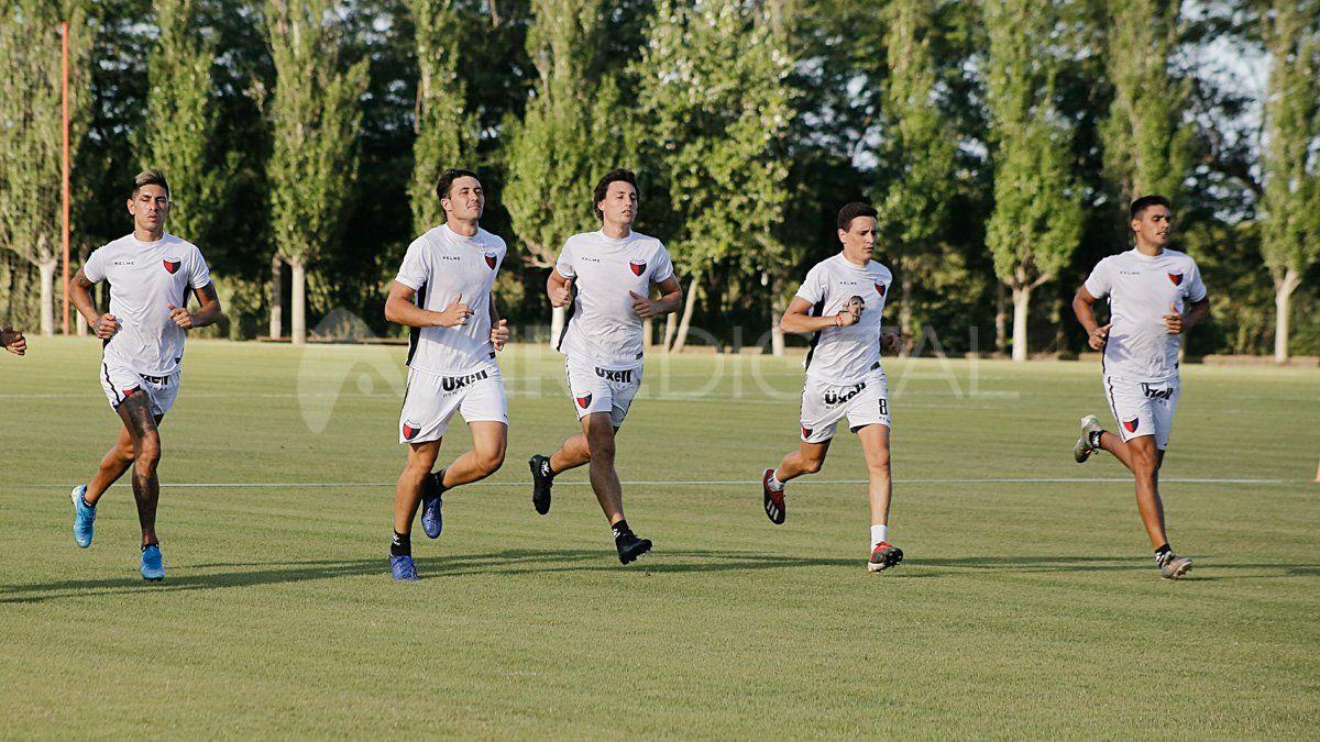 A los jugadores de Colón se les terminó el período de licencia otorgado por el cuerpo técnico y retomarán los entrenamientos con el preparador físico.