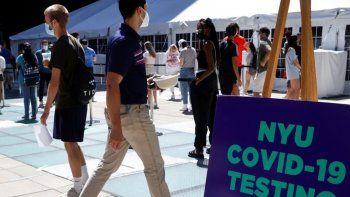La variante Delta causa el 83% de los nuevos casos de coronavirus en Estados Unidos