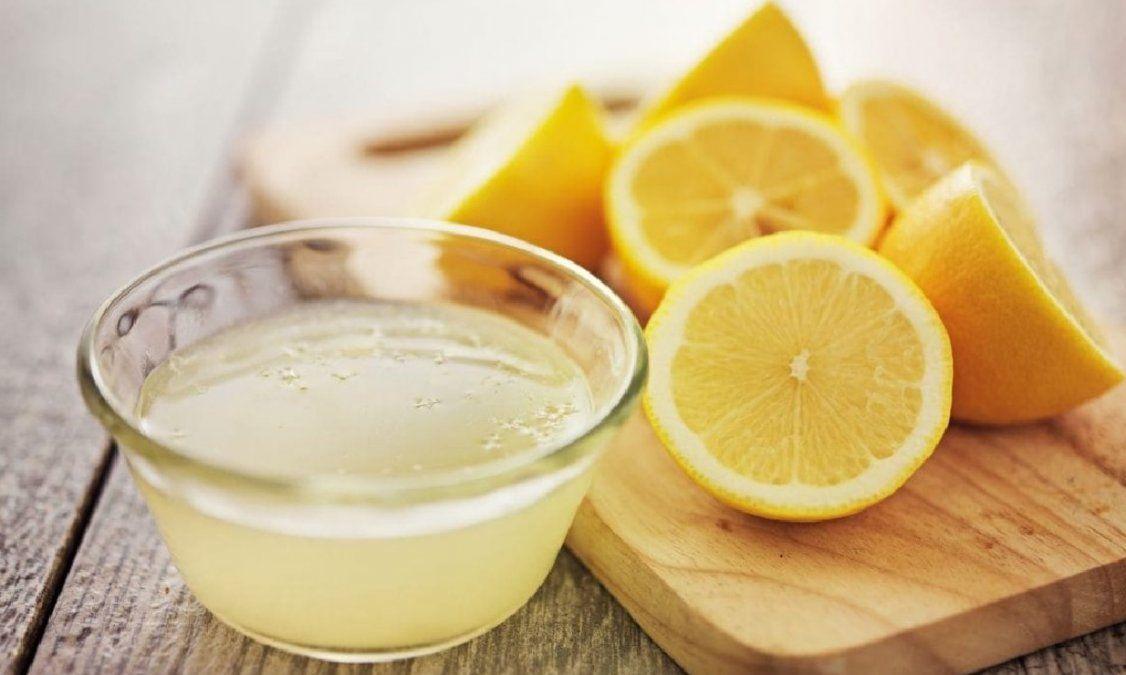 Cómo beneficia el jugo de limón a la presión sanguinea