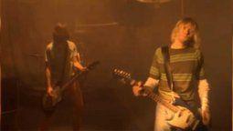 El 17 de agosto de 1991 fue grabado el videoclip deSmells Like Teen Spirit de Nirvana, considerada como la canción emblemática de la generación de los 90