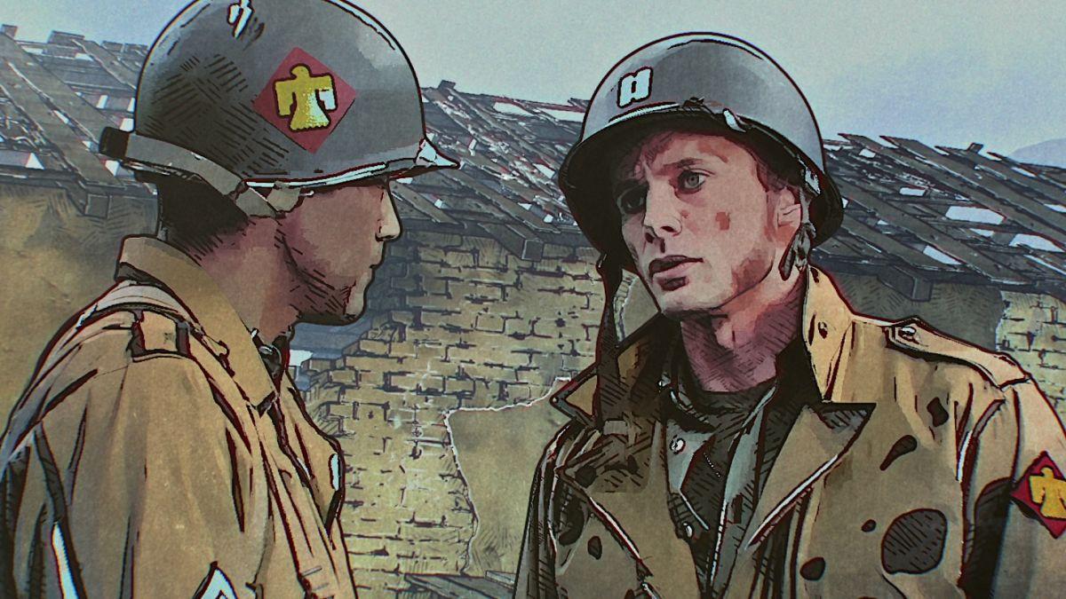 The Liberator: la singular serie animada de Netflix que revive a un héroe desconocido de la Segunda Guerra