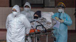 altText(Coronavirus en Chile: alcanzan el 97% de su ocupación de camas en terapia intensiva)}
