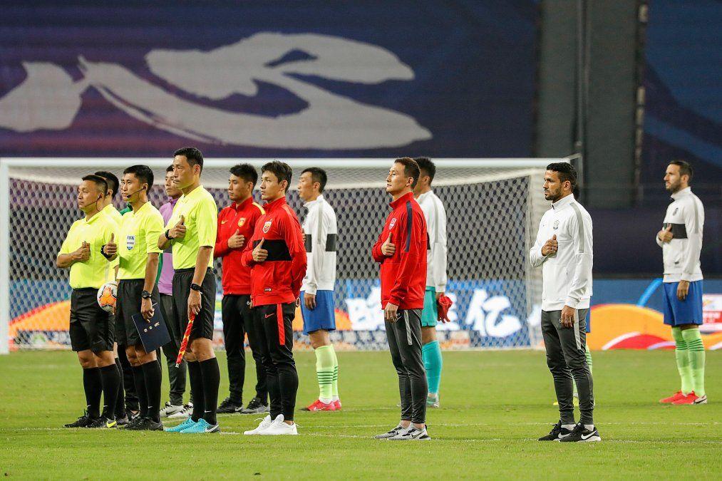 La Superliga china podrá tener público en los estadios a partir del próximo fin de semana.
