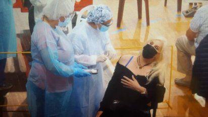 Preocupación por la salud de Susana Giménez: dio positivo en covid-19