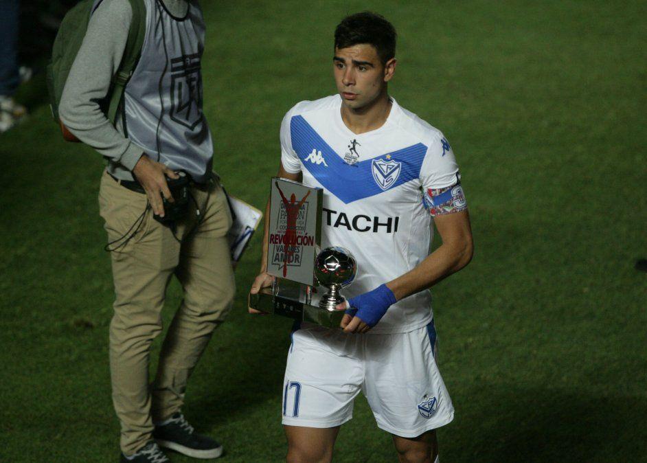 Vélez superó a Central y se llevó la definición de la zona complementaria de la Copa Maradona.