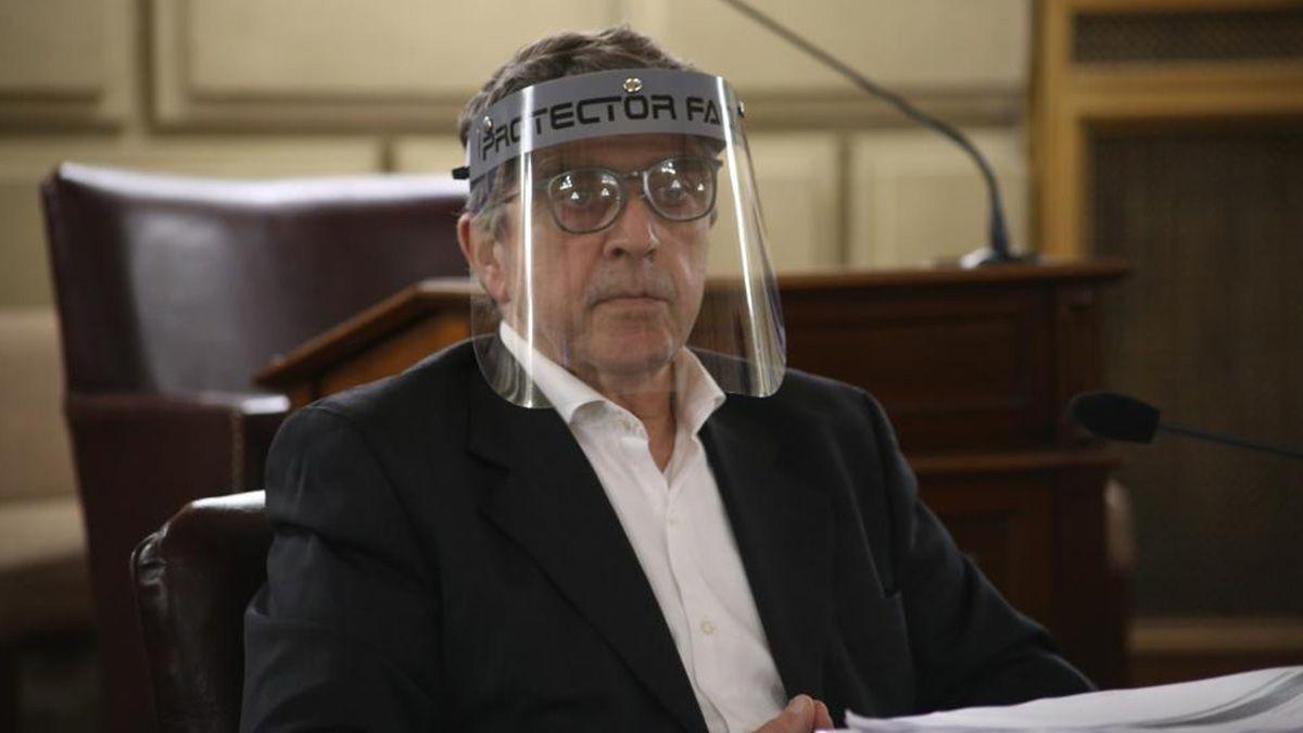 Si bien el Senado no le retiró sus fueros como legislador, la figura del senador Armando Traferri sufrió un enorme desgaste.