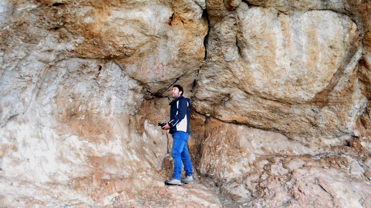 Hallan huellas que indicarían que las mujeres también participaron del arte  rupestre