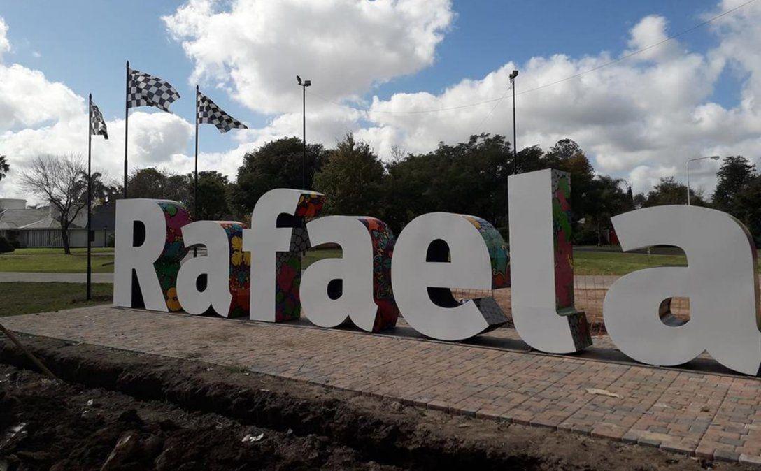 El crimen ocurrió en una plaza de la ciudad de Rafaela