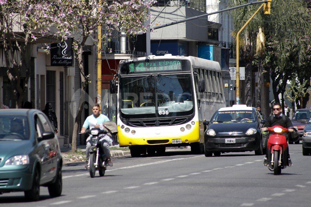 Transporte público: llegaron los subsidios para Santa Fe, sin los fondos extraordinarios