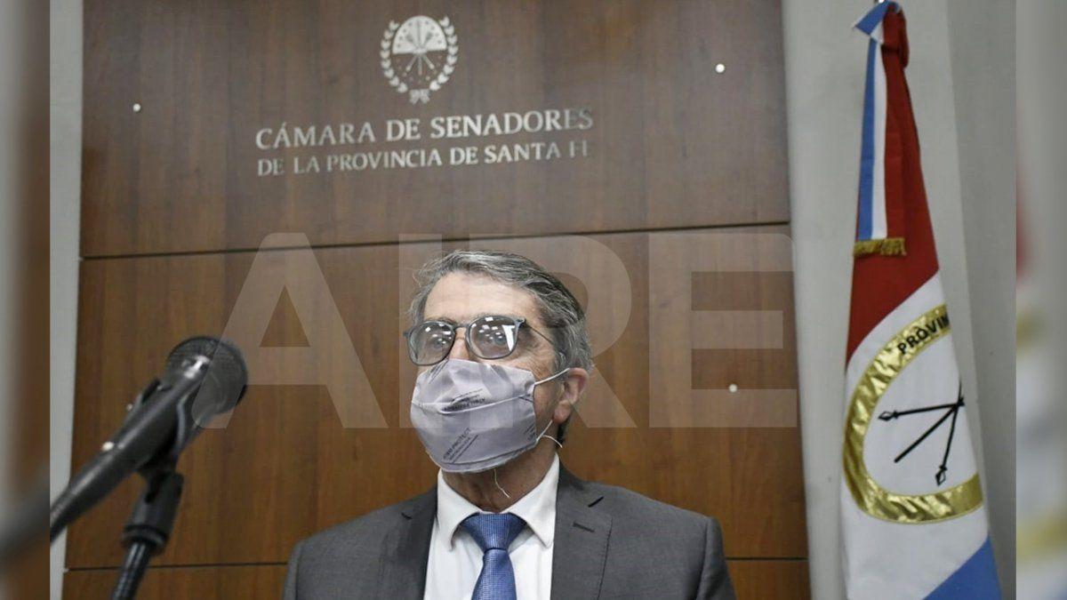 El Senado mantuvo los fueros de Armando Traferri