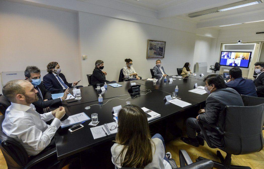 La decisión fue tomada en la reunión de la Comisión Bicameral Mixta de Movilidad Previsional.