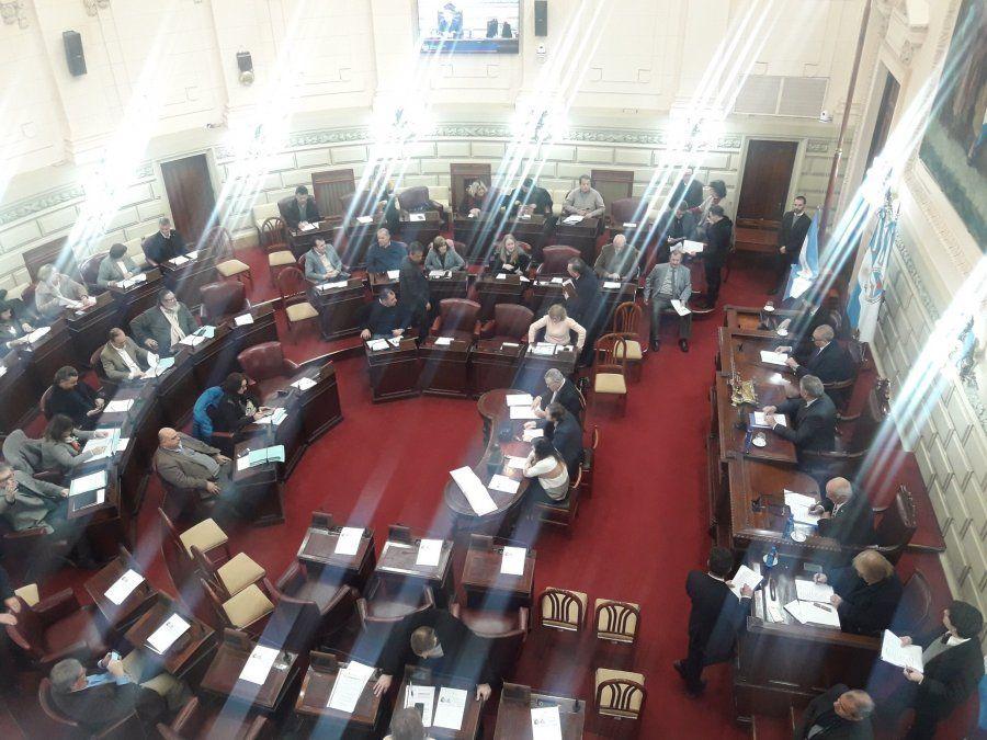 El Senado santafesino dio media sanción al Presupuesto 2020