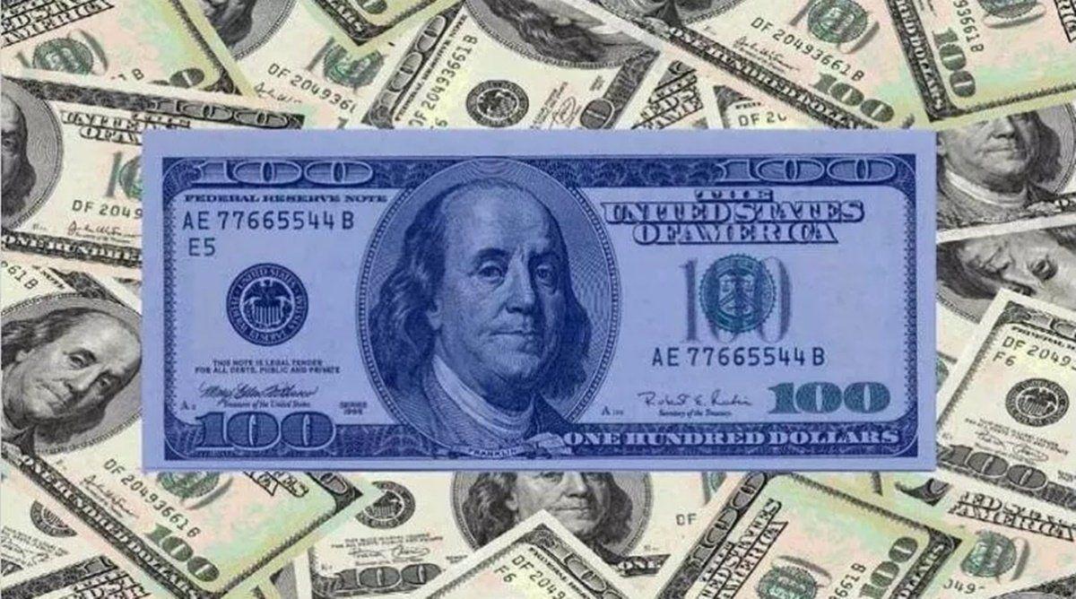 El dólar blue sigue en alza