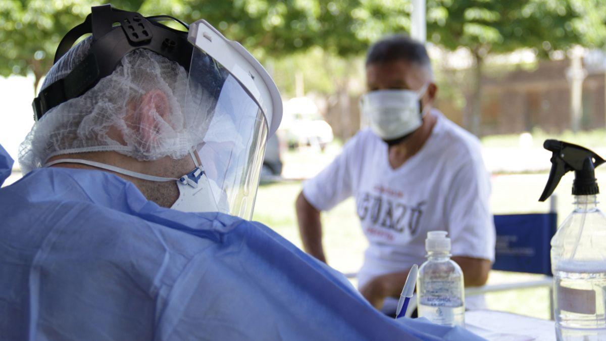 Covid: la Provincia convoca a voluntarios para la campaña de vacunación