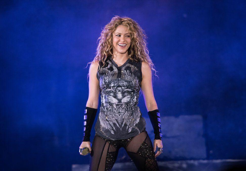 La cantante colombiana fue acusada en las redes sociales