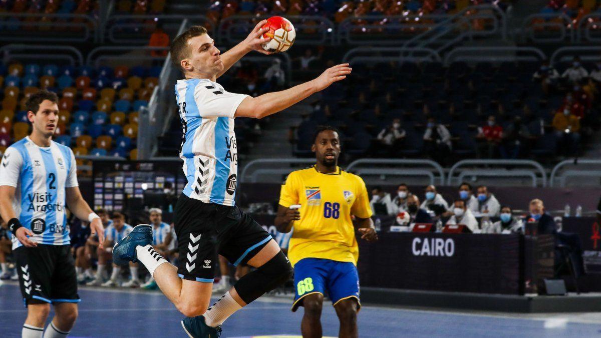 Los Gladiadores buscarán ante Bahrein seguir de racha en el Mundial de Handball