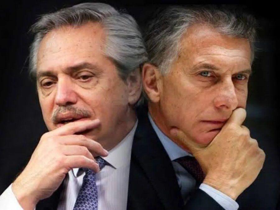 Macri tuiteó tras los polémicos dichos de Alberto pero nadie entiende qué quiso decir