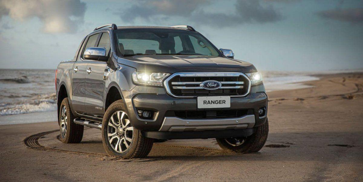 Ford amplia la gama de la Ranger