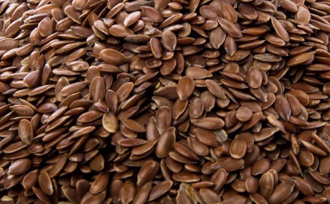Las semillas de lino podrían tener algunos efectos adversos