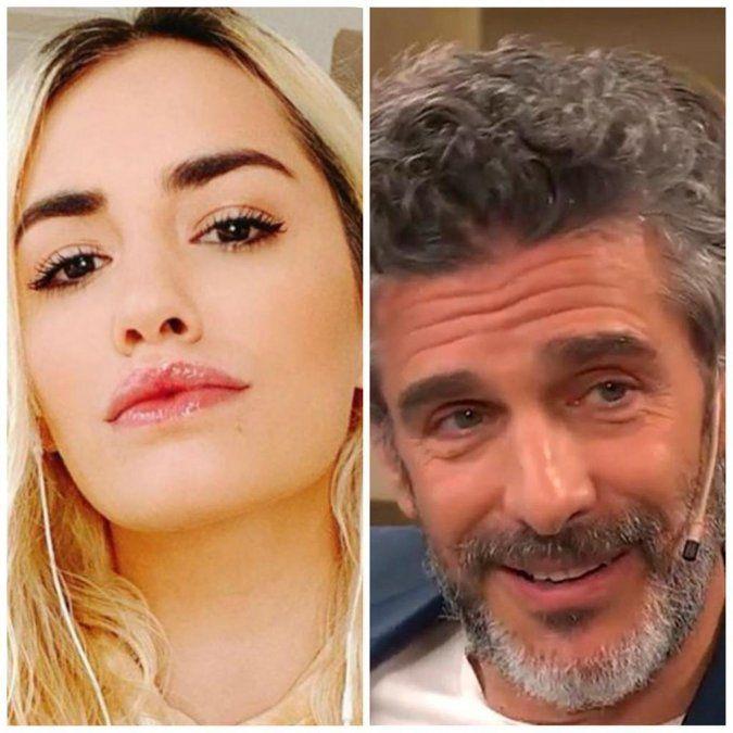 Lali Espósito y Leo Sbaraglia tuvieron una cena romántica en Madrid