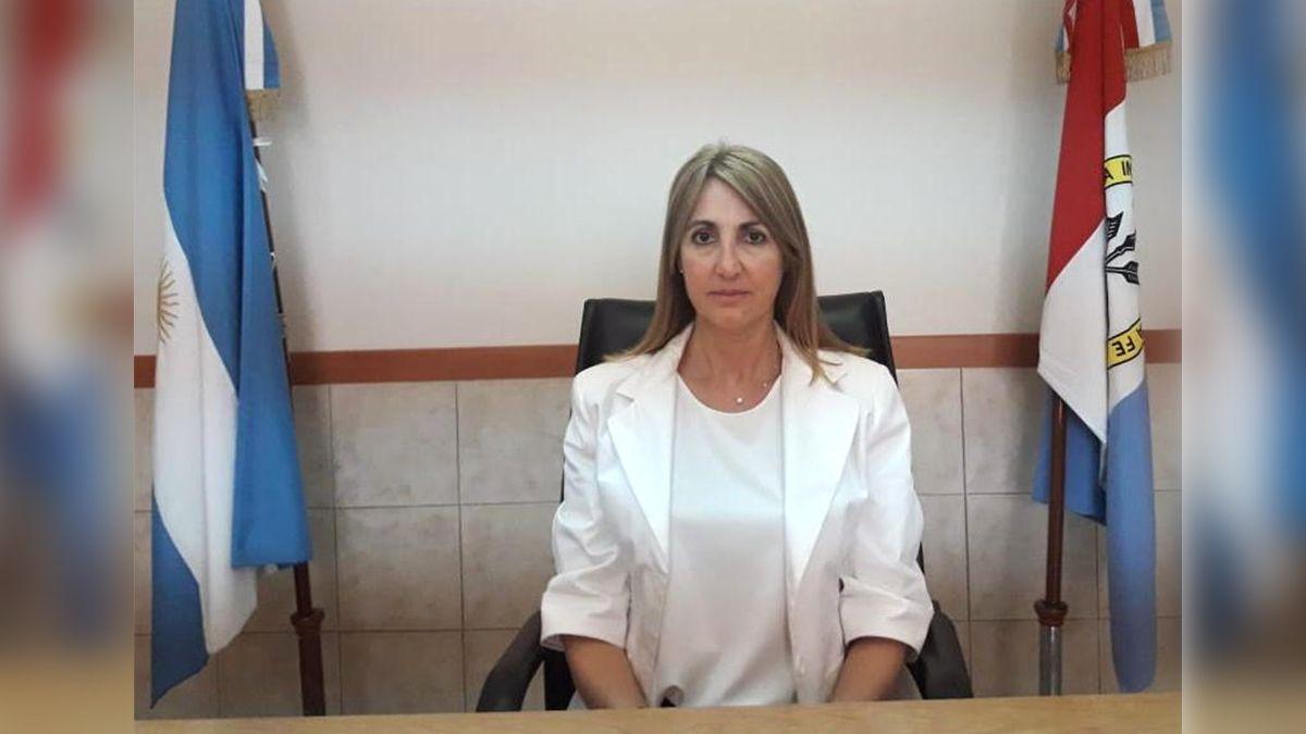 Fabiana Bertero, fiscal del departamento Castellanos