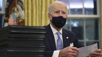Estados Unidos: Biden lanza ambicioso plan de lucha contra el cambio climático