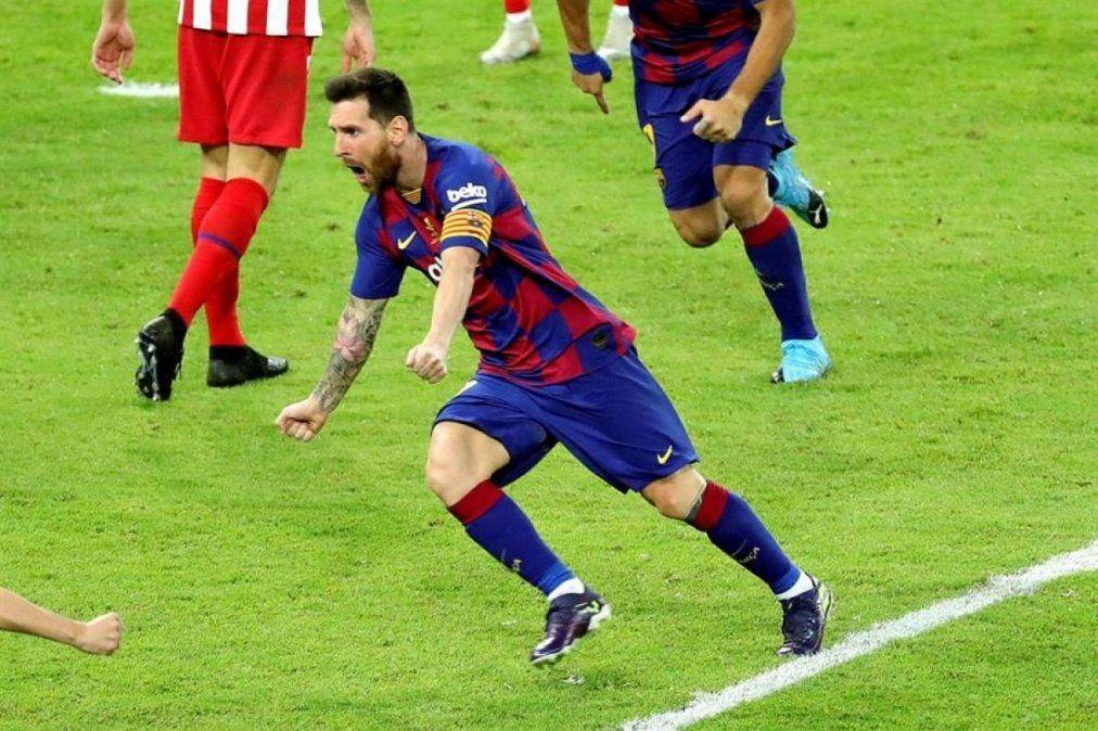 Lionel Messi y Cholo Simeone son los mejores pagos del fútbol