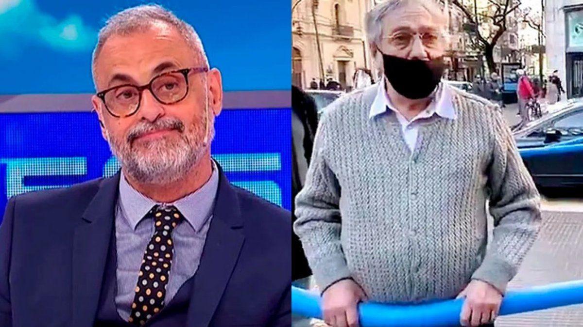 El polémico mensaje de Jorge Rial sobre la salud de Luis Brandoni