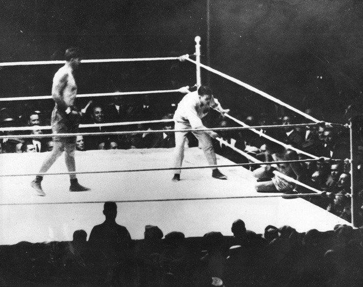 A 98 años de la pelea del siglo: la histórica batalla entre Dempsey y Firpo en New York