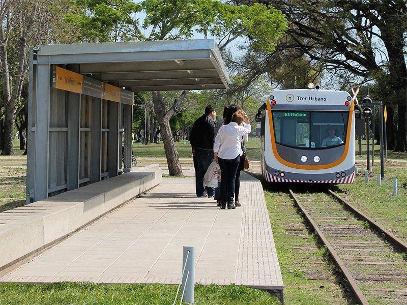 El tren urbano nunca funcionó, pero representó erogaciones millonarias para la ciudad de Santa Fe.