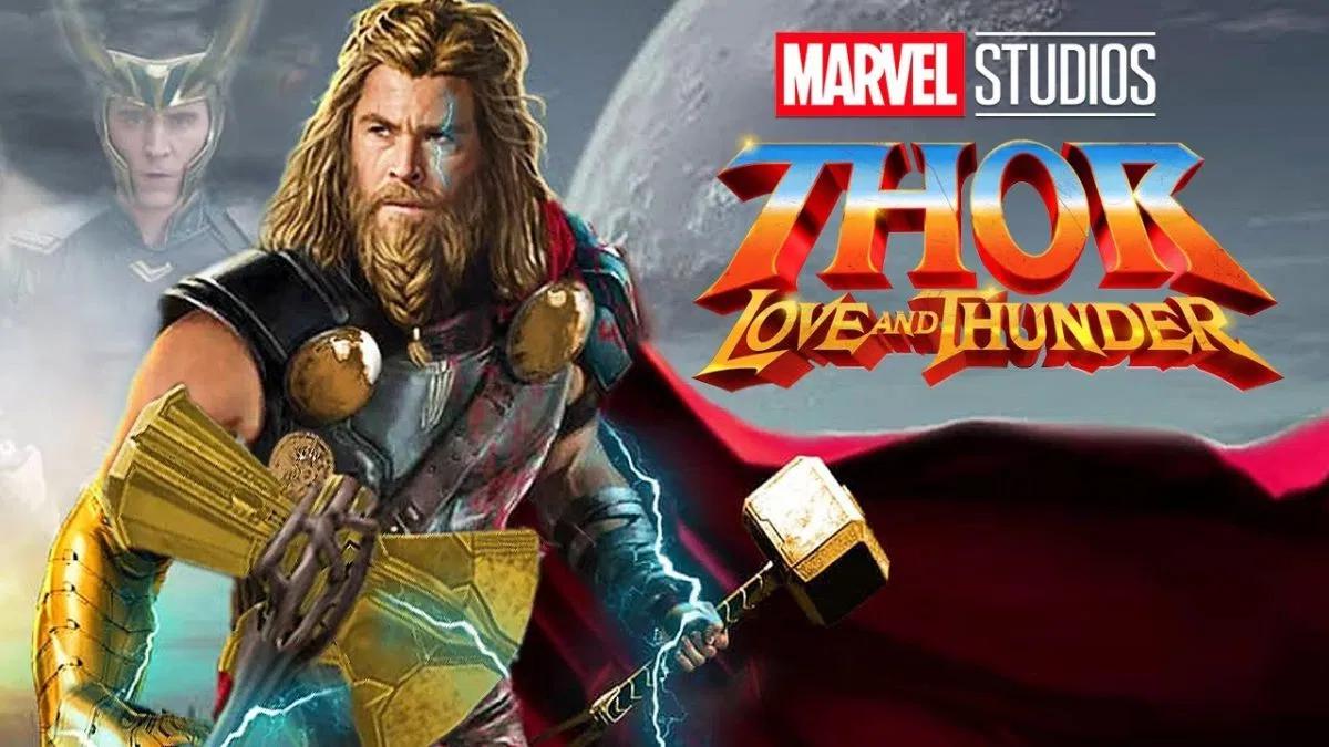 Se filtraron nuevos detalles de Thor: Love and Thunder