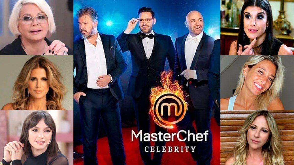 Masterchef Celebrity 2 Cuando Empieza Y Quienes Son Los Confirmados
