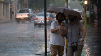 Nuevo alerta meteorológico para Santa Fe y la región