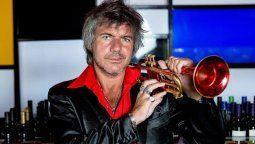 Miguel Ángel Tallarita, el músico de Los Fundamentalistas del Aire Acondicionado estuvo presente en el espectáculo A los pájaros, grabado en Epecuén y que se emitió el sábado pasado.