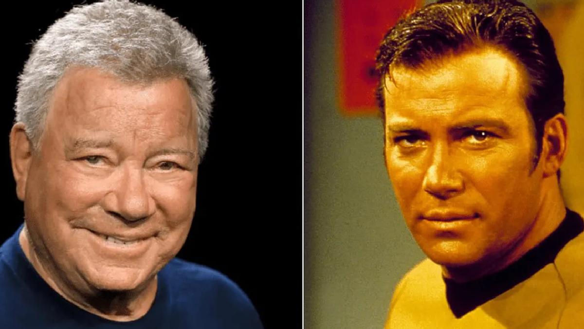 El capitán Kirk de Star Trek viajó rumbo al espacio a los 90 años y se  convirtió en la persona de mayor edad en lograrlo