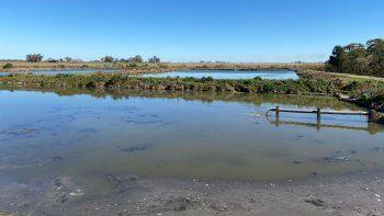 Detectaron el virus del covid en aguas residuales de San Justo