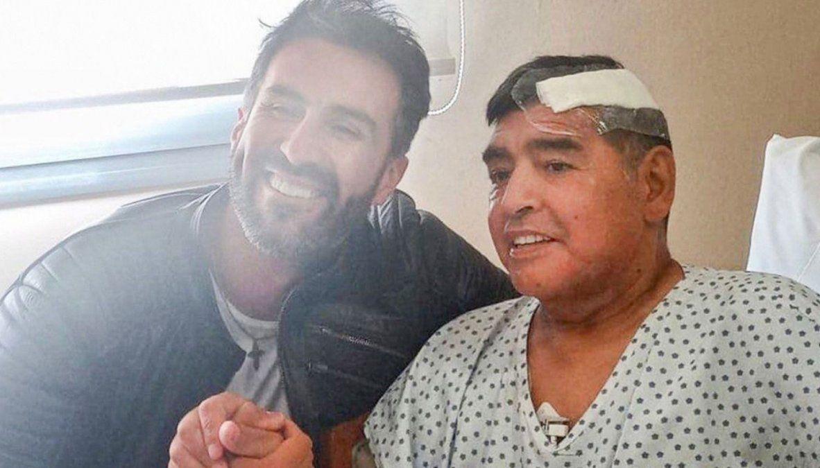 La Justicia investiga si el doctor Luque falsificó la firma de Maradona