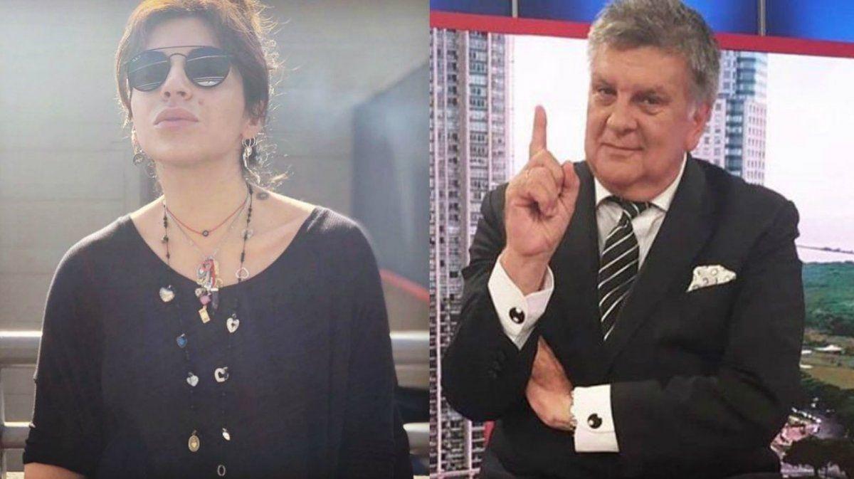 Luis Ventura respondió las acusaciones de Gianinna Maradona