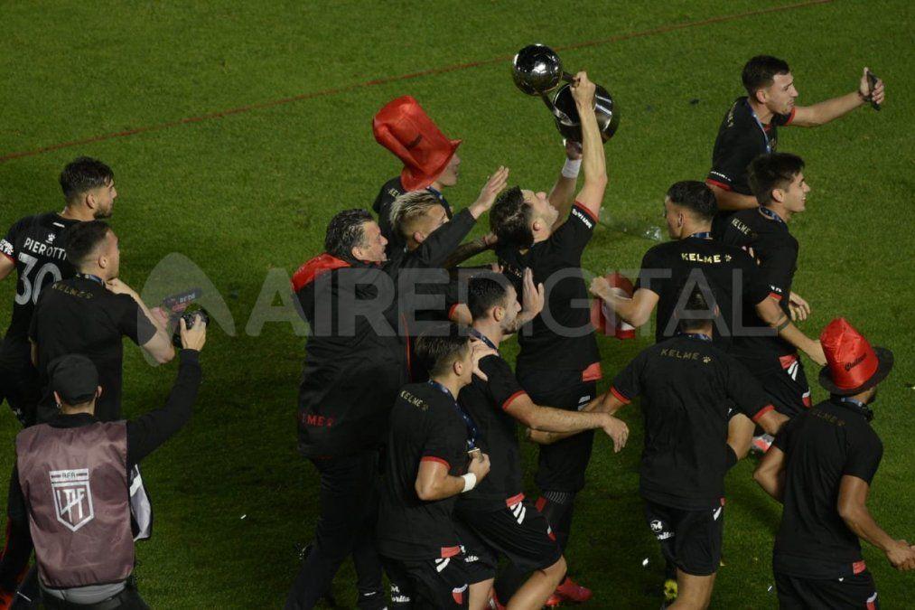 Colón, el 19° campeón del fútbol argentino
