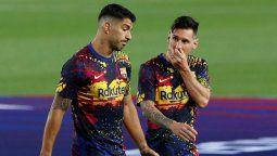 Un día después de la despedida de Suárez del Barcelona, Messi publicó un mensaje haciendo lo propio con su ex compañero y criticando a la dirigencia.