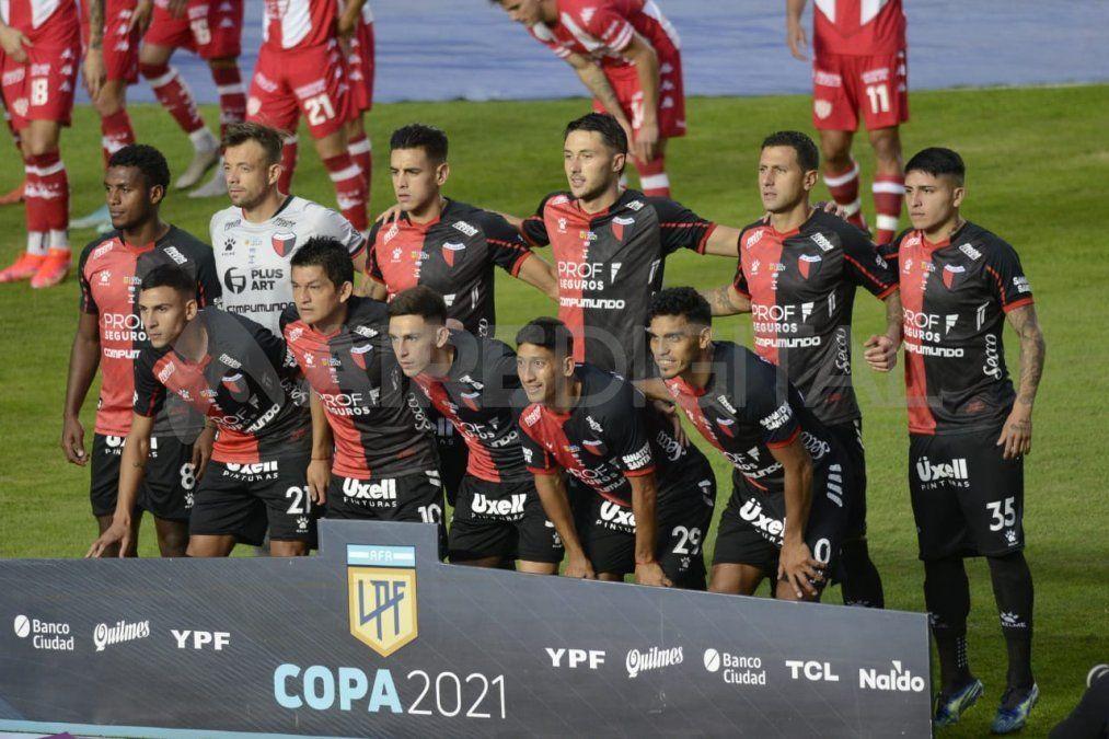 Colón ya tiene árbitro para el duelo de Cuartos de final de la Copa LPF.