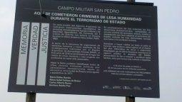 Durante la primera mitad del 2021 se llevarán a cabo, en el Campo Militar San Pedro, a 12 kilómetros de la localidad santafesina de Laguna Paiva, trabajos tendientes a determinar si se realizaron entierros clandestinos durante la última dictadura cívico militar en Argentina.