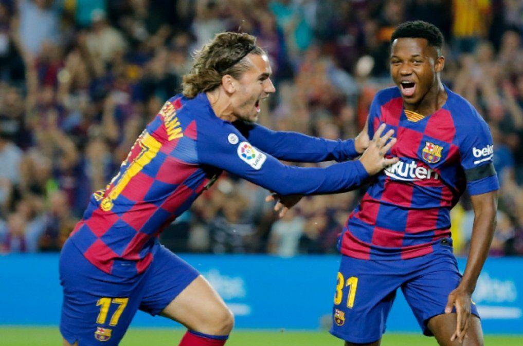 Luego del triunfo por 5-1 del Barcelona ante Ferencvaros